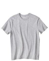T shirt a col rond gris original 1314303