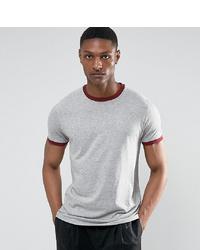 T-shirt à col rond gris Brave Soul