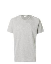 T-shirt à col rond gris Closed