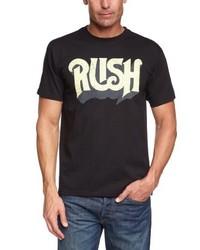 T-shirt à col rond noir Collectors Mine