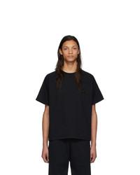 T-shirt à col rond noir GR-Uniforma