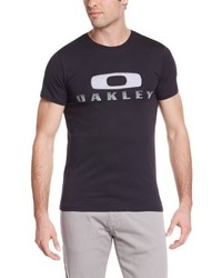 T-shirt à col rond noir Oakley