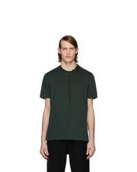 T-shirt à col rond vert foncé Craig Green