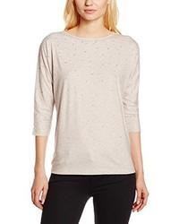 T-shirt à manche longue beige Olsen