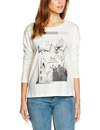 T-shirt à manche longue beige Q/S designed by