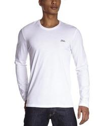 T-shirt à manche longue blanc Rica Lewis