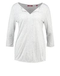 T-shirt à manche longue blanc s.Oliver