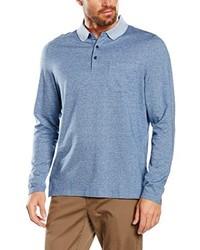 T-shirt à manche longue bleu clair Maerz