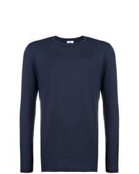 T-shirt à manche longue bleu marine Closed