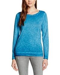 T-shirt à manche longue bleu Q/S designed by