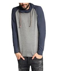 T-shirt à manche longue gris Esprit