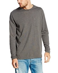 T-shirt à manche longue gris G-Star RAW