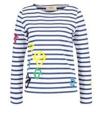 T-shirt à manche longue imprimé multicolore Ports 1961