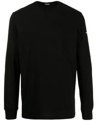T-shirt à manche longue noir DSQUARED2