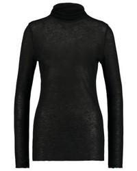 T-shirt à manche longue noir Karen by Simonsen
