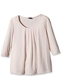 T-shirt à manche longue rose Gerry Weber