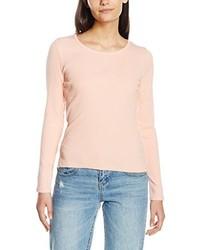 T-shirt à manche longue rose Tally Weijl