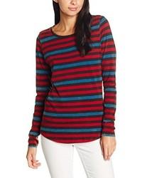 T-shirt à manche longue rouge Q/S designed by