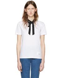 T-shirt blanc Miu Miu