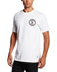 T-shirt blanc Vans