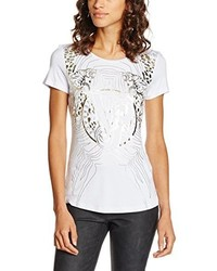 T-shirt blanc Versace
