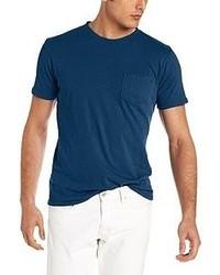 T-shirt bleu canard