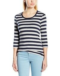 T-shirt bleu marine Olsen