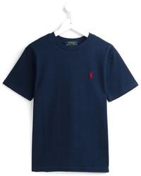 T-shirt bleu marine Ralph Lauren