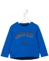 T-shirt bleu Stella McCartney