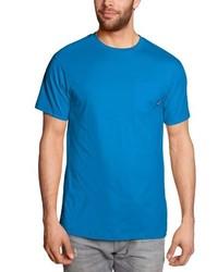 T-shirt bleu Vans