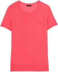 T-shirt fuchsia J.Crew