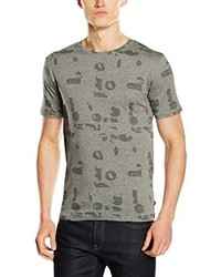 T-shirt gris ONLY & SONS