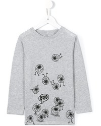 T-shirt gris Stella McCartney