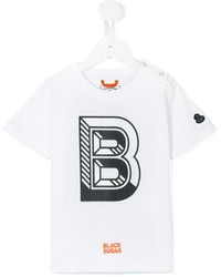 T-shirt imprimé blanc
