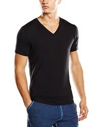 T-shirt noir Calvin Klein