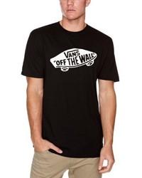 T-shirt noir Vans