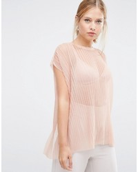 T-shirt rose Asos