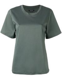 T-shirt vert foncé Isabel Marant