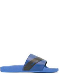 Tongs bleues Diesel