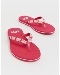 Tongs fuchsia UGG