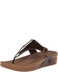 Tongs marron FitFlop