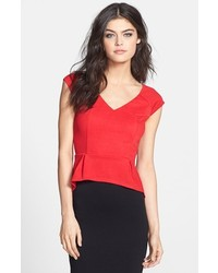 Top a basque rouge original 3995129