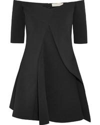 Top à épaules dénudées noir Stella McCartney