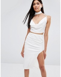Top court blanc Missguided
