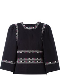 Top court noir Isabel Marant