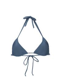 Top de bikini bleu Lygia & Nanny