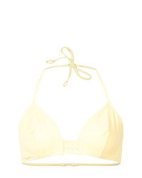 Top de bikini jaune Eres