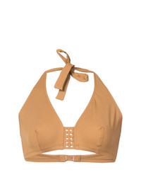 Top de bikini marron clair Eres