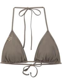 Top de bikini olive