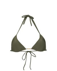 Top de bikini olive Lygia & Nanny